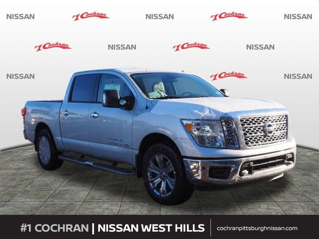 New 2018 Nissan Titan SV 4D Crew Cab in Pittsburgh, #WN180300 | #1 ...