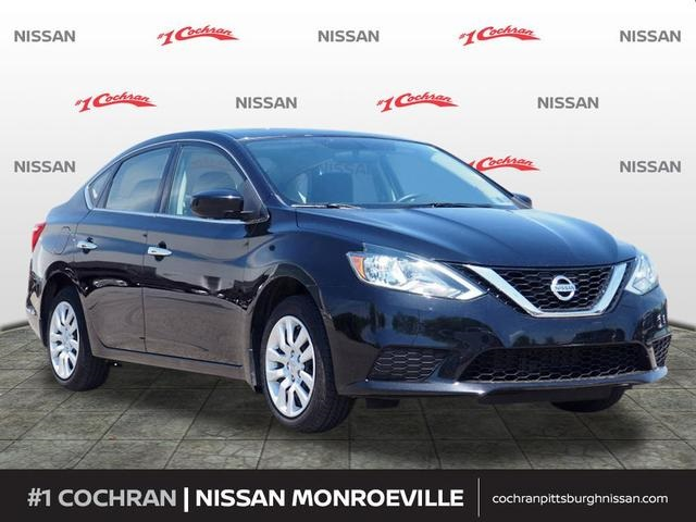 Certified Pre-Owned 2016 Nissan Sentra S