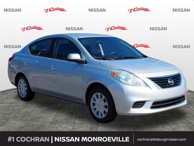Pre-Owned 2012 Nissan Versa 1.6 SV