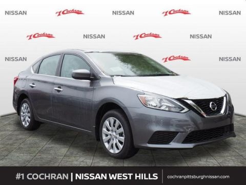 New Cars For Sale Near Pittsburgh | Cochran Nissan Dealership