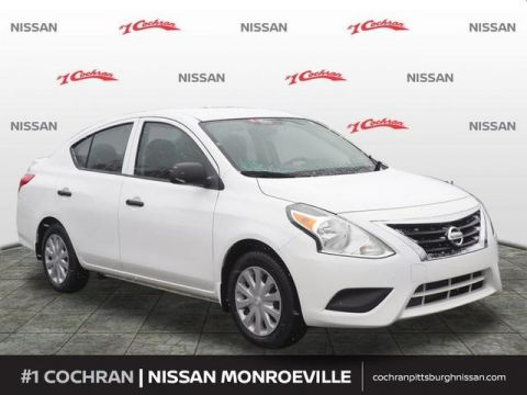 Certified Pre-Owned 2015 Nissan Versa 1.6 S Plus