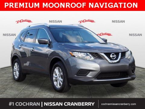 Pre-Owned 2016 Nissan Rogue SV Premium Package