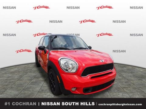 Pre-Owned 2011 MINI Cooper S Countryman Base